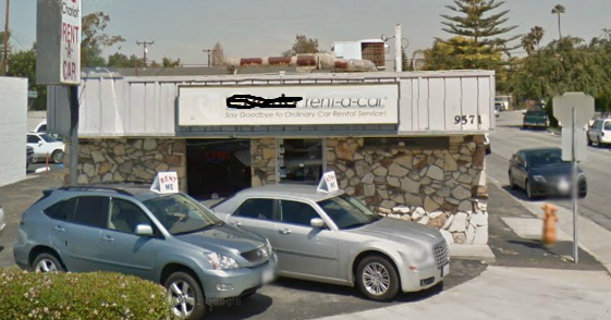 Auto Rental in Garden Grove, CA –  $150,000