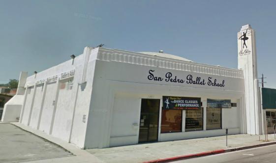 Ballet School in San Pedro, CA –  $564,000