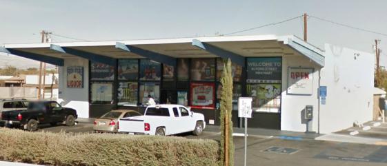 Mini Market in Ridgecrest, CA – $138,000
