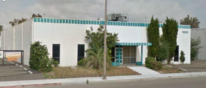 Light Industrial in Orange, CA – $158,500