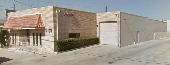 Warehouse in South El Monte, CA – $275,000