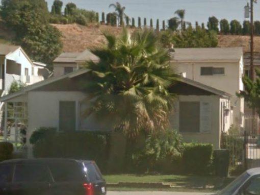 4 Unit Apartment Building in Montebello, CA – $265,000