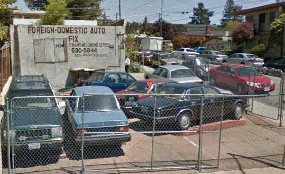 Auto Repair in Oakland, CA – $220,000