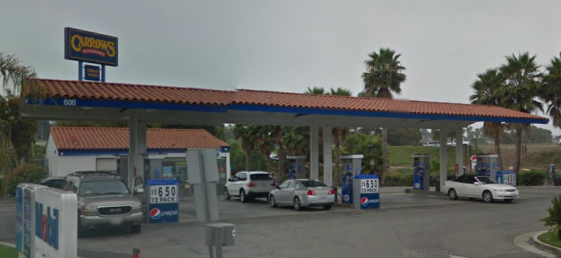 Gas Station in San Clemente, CA – $315,000