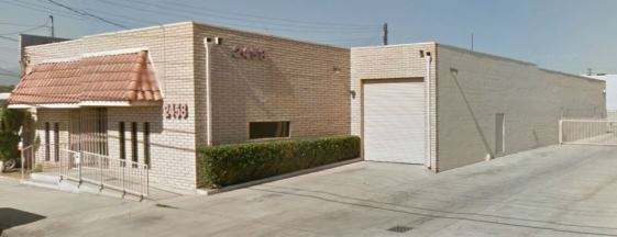 Warehouse in South El Monte, CA – $275,000