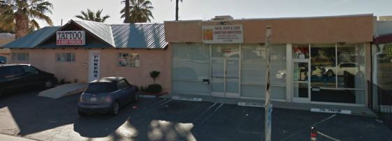 Mini Strip Mall in Lancaster, CA – $180,000