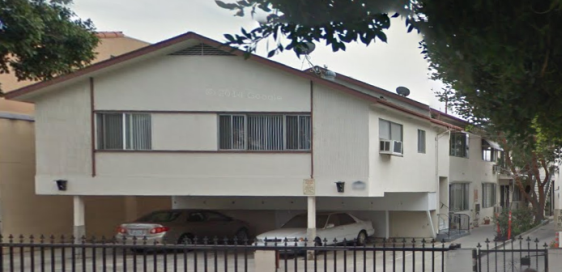 Apartment Building in Los Angeles, CA – $169,000