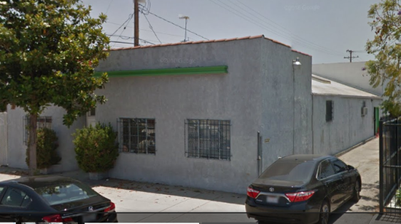 Light Industrial in Burbank, CA – $160,000