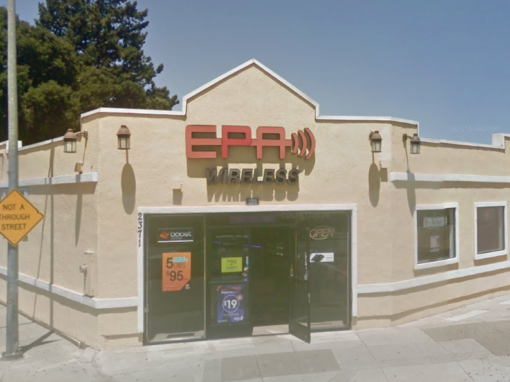 Retail Store in East Palo Alto – $550,000