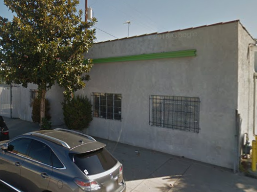 Light Industrial in Burbank, CA – $443,000